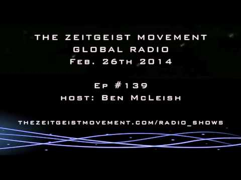 "TZM Global Radio, Ep 139, Feb 26th 2014, ""Libertarian Socialist Rants!"" [ The Zeitgeist Movement ]"