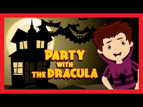 Party with the Dracula Halloween song | HALLOWEEN SONG FOR KIDS