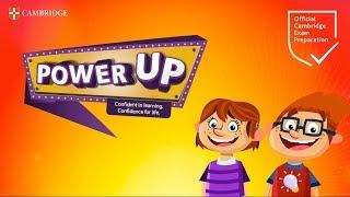 Giáo trình Cambridge Power Up