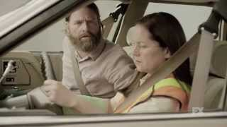 Baskets - First Trailer - Zach Galifianakis