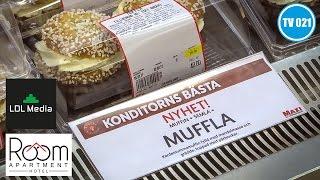 Muffin + Semla = Muffla