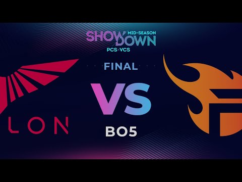 Talon Esports (TLN) vs. (FL) Team Flash | (Bo5)