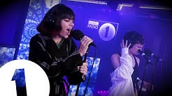 Charli XCX & Christine and the Queens - TOOTIMETOOTIMETOOTIME in the Live Lounge