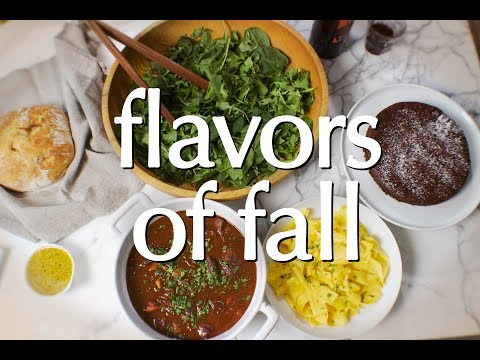 Dinner Party Tonight: Flavors of Fall