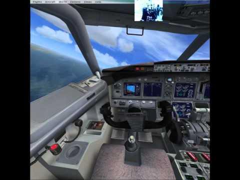 Flyinside FSX v1.3 - Leap Motion - 737-800 @ YPAD