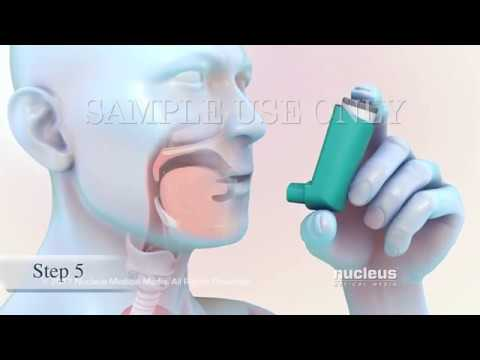 How to Use a Metered Dose Inhaler