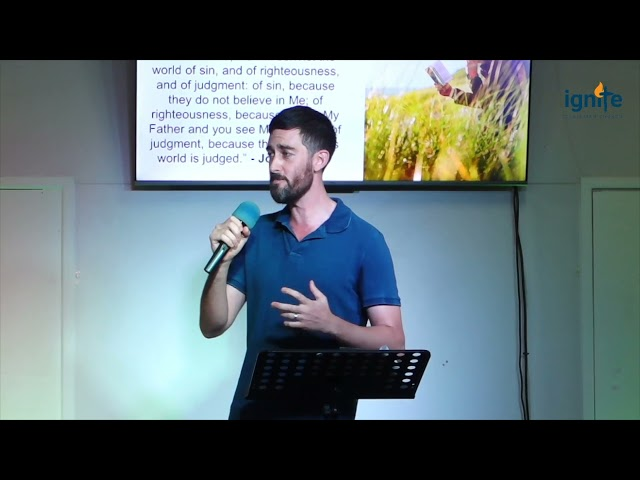 Joshua Gibbs - The Holy Spirit Convicts the World