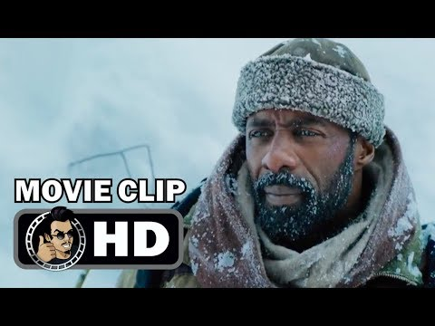 THE MOUNTAIN BETWEEN US Movie Clip - Not Going To Die (2017) Idris Elba Kate Winslet Drama Film HD