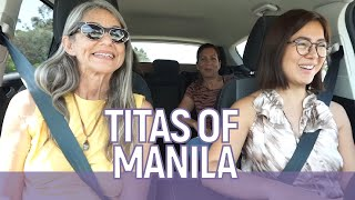 Titas of Los Angeles goes to Titas of Manila // Alice Dixson