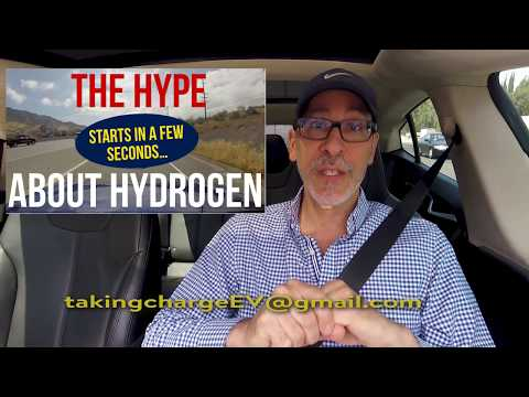 The Hype about Hydrogen Fuel Cell Cars
