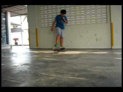 My First 360 Flip