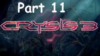 Crysis 3 Walkthrough Part 11 PS3 HD