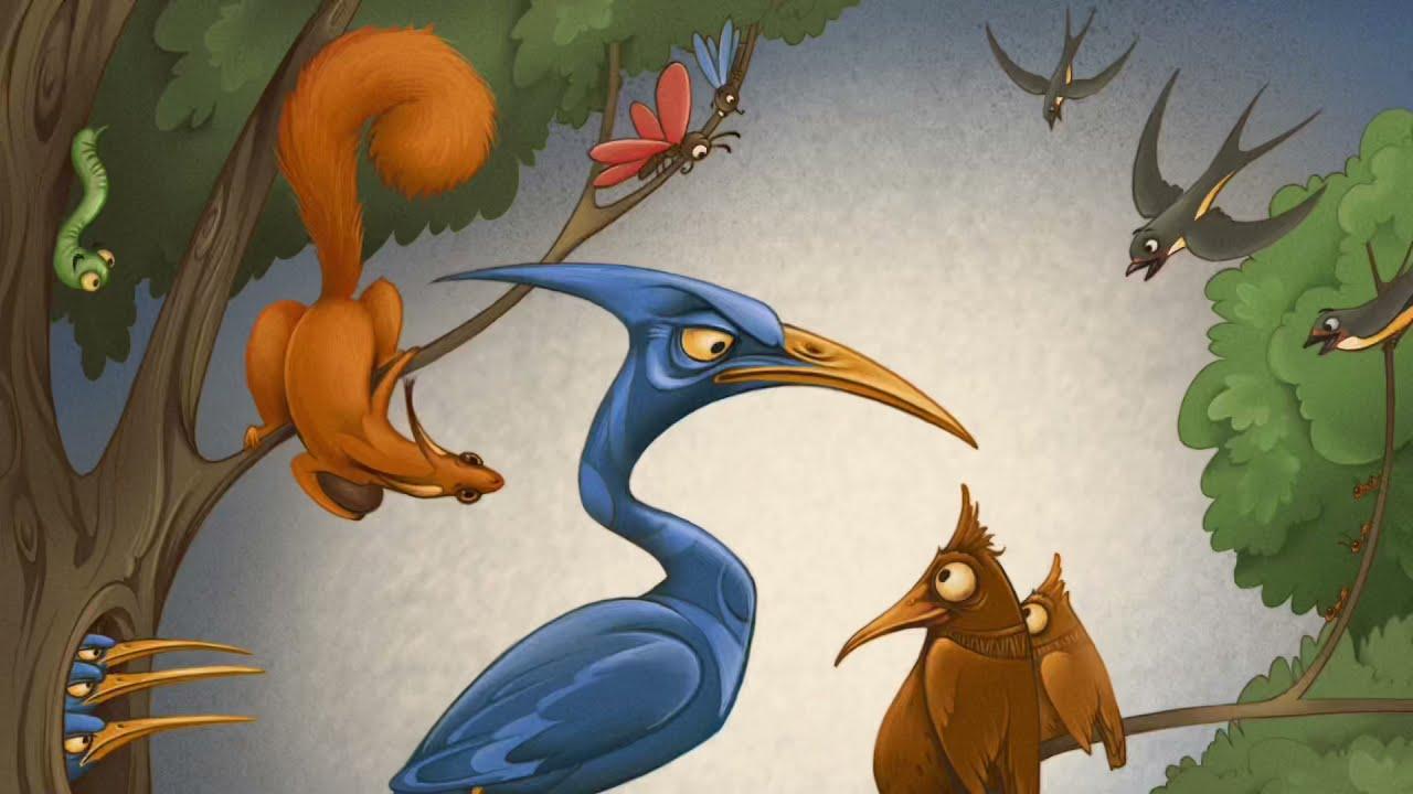 ציפור גרמפיט
