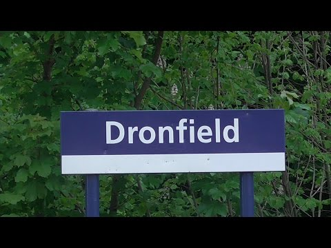 Trains at Dronfield 21/5/16