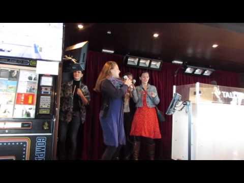 Tallinn Ferry Karaoke