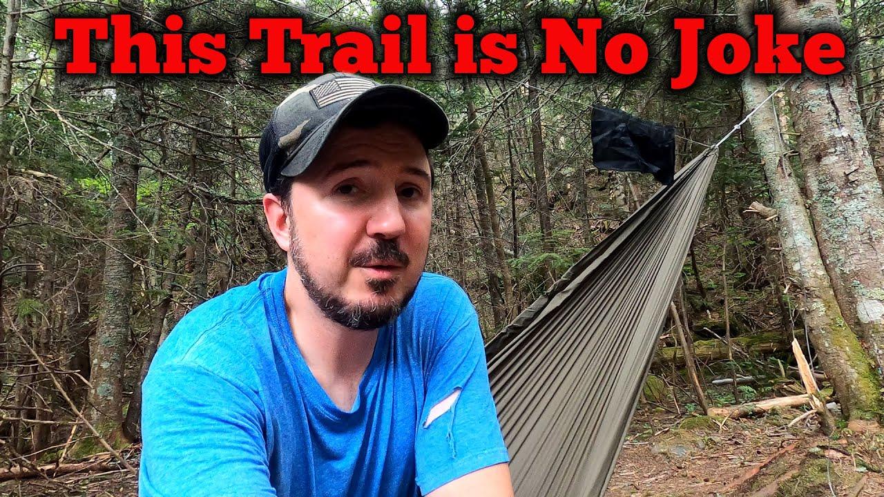 Hammock Camping the Six Husbands Trail