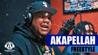 Akapellah X DJ Scuff - Freestyle #18 2da Temp