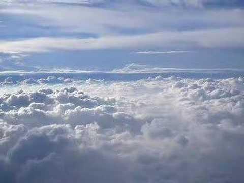 雲の上の眺め - YouTube