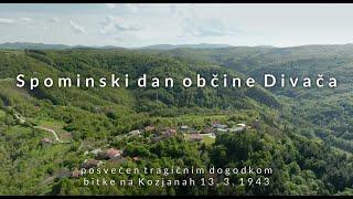 Spominski dan občine Divača - Kozjane 2021 - Alenfra Productions