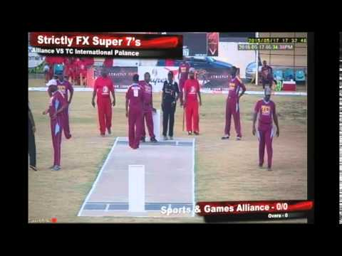 Strictly FX Super 7's - Sports & Games Alliance VS TC International Palance