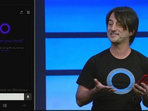 CNET News - Cortana: Microsoft's answer to Apple's Siri