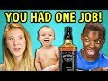 "10 ""YOU HAD ONE JOB"" PHOTOS w/ TEENS (React)"