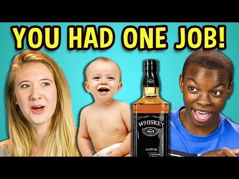 10 YOU HAD ONE JOB PHOTOS w/ TEENS (React)