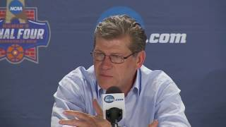 Body Language Matters – Geno Auriemma on body language and the type of players he recruits