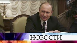 Режиссер Оливер Стоун рассказал, как снимался документальный фильм про российского президента.