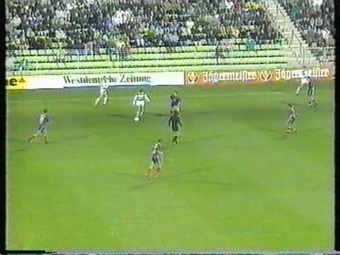 FC Homburg - Bayer Uerdingen | Bundesliga Saison 1986/1987 ...