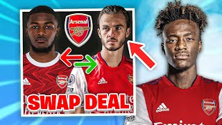 Arsenal NEGOTIATING James Maddison SWAP Deal With Maitland Niles?