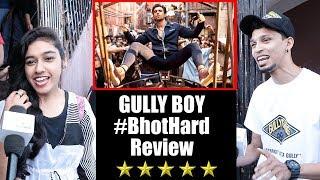 Gully Boy Movie Review   Gaiety Bandra   ANGAAR 🔥🔥🔥 Hai Baa...