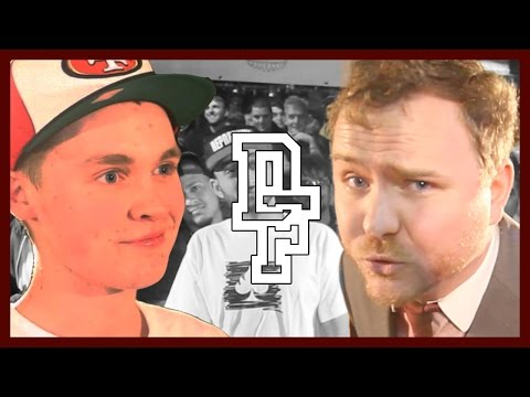 MARK GRIST VS BLIZZARD | Don't Flop Rap Battle