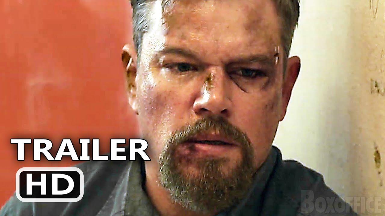 Download STILLWATER Official Trailer (2021) Matt Damon Movie HD