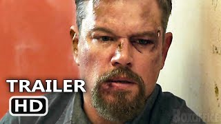 STILLWATER Official Trailer (2021) Matt Damon Movie HD