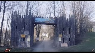 2016 Blues EMR Castle War Conquest Scenario Paintball Event
