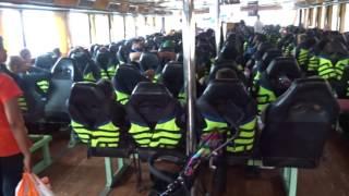 アキーラさん利用①タイ・プーケット・ラッサダー埠頭⇒ピピ島行きフェリー!Ferry from Ratsada pier in Phuket to Pipi island,Thailand