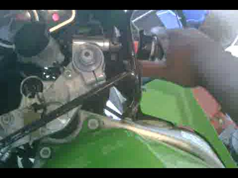 98 zx9r Ignition Problems - YouTube
