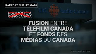 Le rapport sur les GAFA