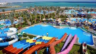 Аквапарк в дешевом отеле Hawaii Riviera Resort Aqua Park 5 Египет Хургада
