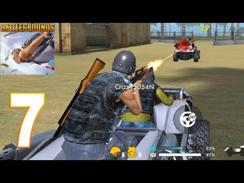 Free Fire - Death Race BooYAH! - Gameplay Part 7 (iOS,android)