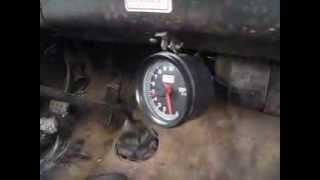 1969 Dodge D300 Dump Truck Driver Restoration Complete