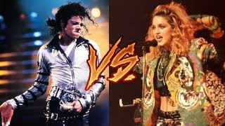 Download Michael Jackson Vs. Madonna (Record Sales, Live Performances) Mp3 and Videos