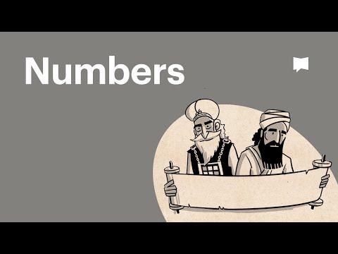 Read Scripture: Numbers