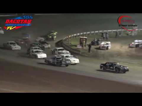 Dacotah Speedway   WISSOTA Street Stocks   8-23-19