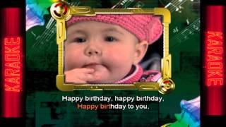 "KARAOKE ""Happy birthday"""