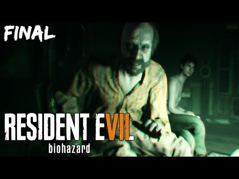 Resident Evil 7 [FINAL - It's All Clear To Me Now]