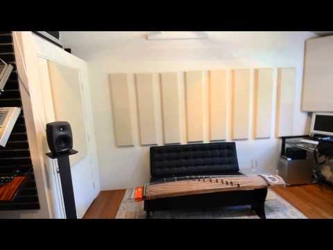 Breaking Bad Composer Dave Porter's Studio