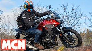 Honda CB500X bike review | MCN | Motorcyclenews.com