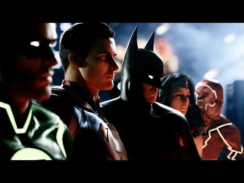 "Infinite Crisis - ""What Do You Fight For?"" Official Trailer"